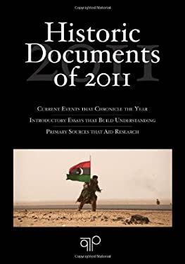 Historic Documents of 2011 9781452225364
