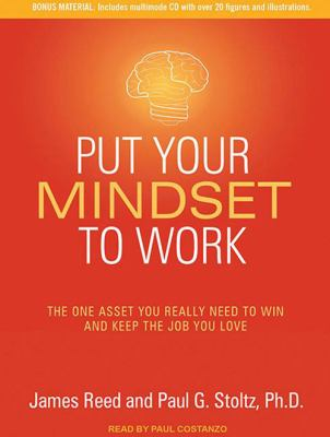 Put Your Mindset to Work: The One Asset You Really Need to Win and Keep the Job You Love 9781452603773