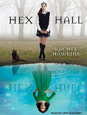 Hex Hall 9781452608655