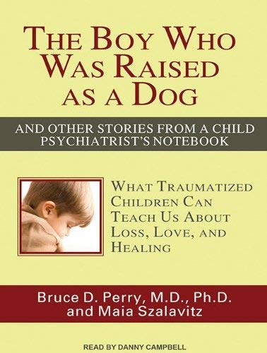 The Boy Who Was Raised as a Dog: And Other Stories from a Child Psychiatrist's Notebook: What Traumatized Children Can Teach Us about Loss, Love, and 9781452634838