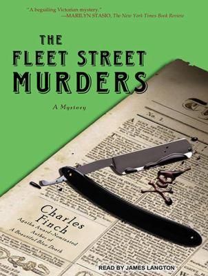The Fleet Street Murders 9781452654560