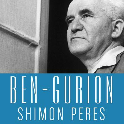 Ben-Gurion: A Political Life 9781452654737