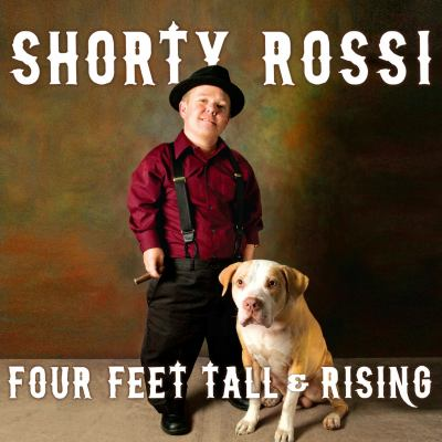 Four Feet Tall & Rising: A Memoir 9781452655611