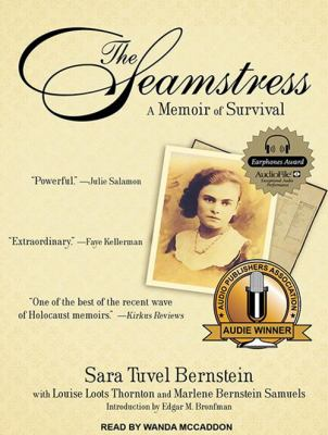 The Seamstress: A Memoir of Survival 9781452655987