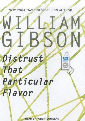 Distrust That Particular Flavor 9781452655994