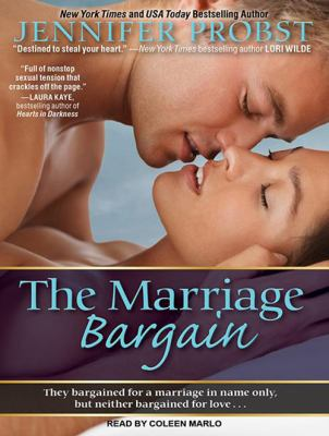 The Marriage Bargain 9781452659343