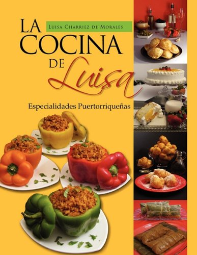 La Cocina de Luisa 9781453545638