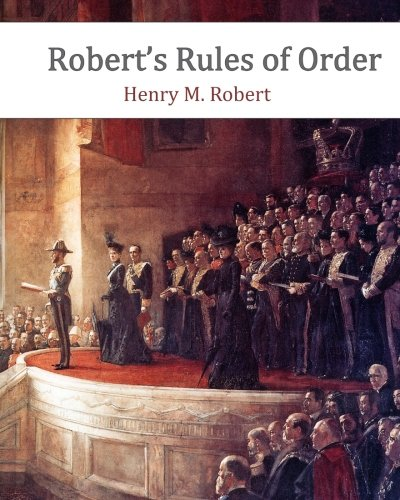 Robert's Rules of Order 9781453836637