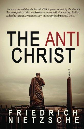 The Anti-Christ 9781453888872