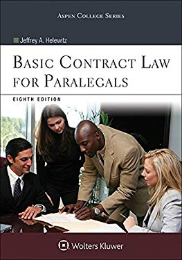 Basic Contract Law for Paralegals 8e - 8th Edition