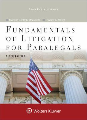 Fundamentals of Litigation for Paralegals (Aspen Paralegal) - 9th Edition