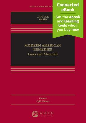 Modern American Remedies: Cases and Materials Concise (Aspen Casebook)