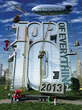 Top 10 of Everything 2013 9781454905172
