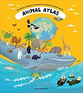 Animal Atlas: A Voyage of Discovery for Young Zoologists 22989998
