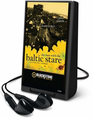 The Man with the Baltic Stare [With Earbuds] 9781455109401
