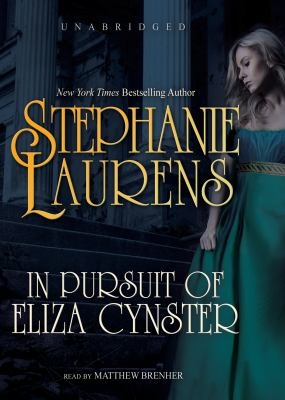 In Pursuit of Eliza Cynster: A Cynster Novel 9781455110070