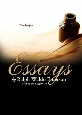 Essays by Ralph Waldo Emerson 9781455154180