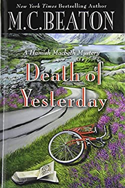 Death of Yesterday (Hamish Macbeth Mysteries)