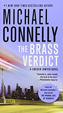 Brass Verdict (A Lincoln Lawyer Novel, Book 2)