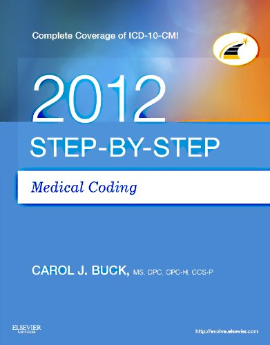 Step-By-Step Medical Coding 9781455706228