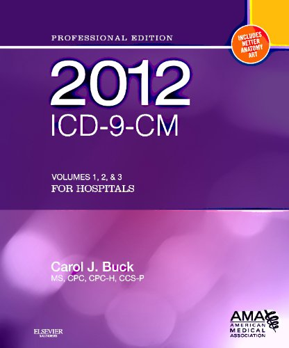 ICD-9-CM for Hospitals, Volumes 1, 2, & 3, Professional Edition 9781455707133