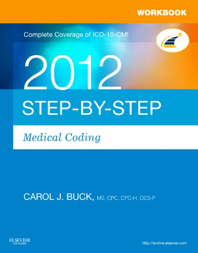 Step-By-Step Medical Coding Workbook 9781455707300