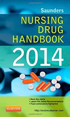 Saunders Nursing Drug Handbook 2014 9781455707393