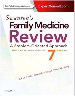 Swanson's Family Medicine Review: Expert Consult - Online and Print 9781455707904