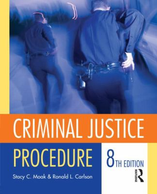 Criminal Justice Procedure 9781455730483