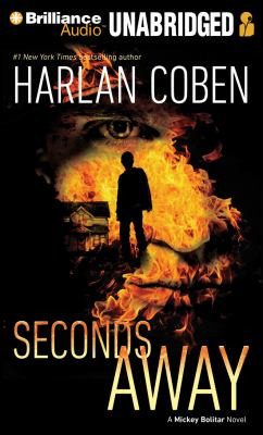 Seconds Away: A Mickey Bolitar Novel 9781455804993