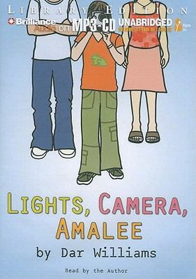 Lights, Camera, Amalee 9781455810314