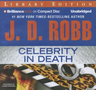 Celebrity in Death 9781455818242