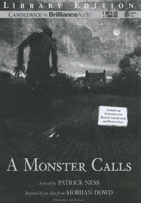 A Monster Calls [With Bonus CDROM] 9781455822515