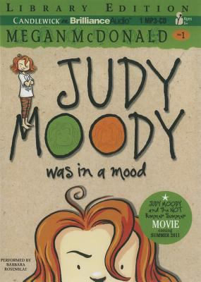 Judy Moody Was in a Mood 9781455828135