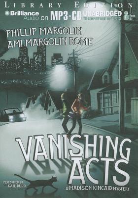 Vanishing Acts 9781455834846