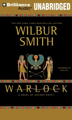 Warlock: A Novel of Ancient Egypt 9781455838752