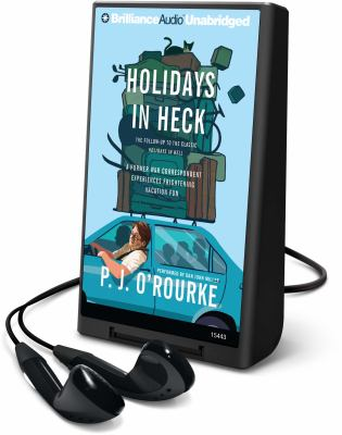 Holidays in Heck [With Earbuds]