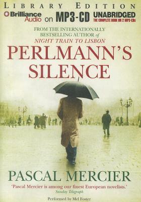Perlmann's Silence 9781455849642