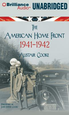 The American Home Front: 1941-1942 9781455853878