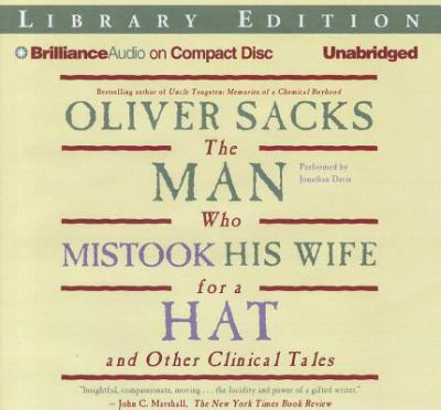 The Man Who Mistook His Wife for a Hat: And Other Clinical Tales 9781455883998
