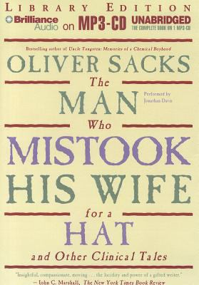 The Man Who Mistook His Wife for a Hat: And Other Clinical Tales 9781455884773