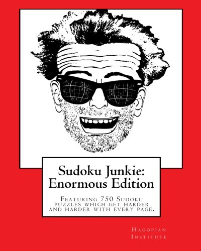 Sudoku Junkie: Enormous Edition 9781456387761