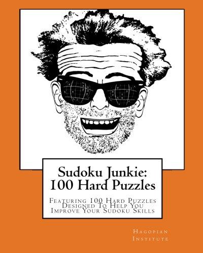 Sudoku Junkie: 100 Hard Puzzles 9781456392130