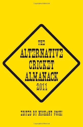 The Alternative Cricket Almanack 2011 9781456399504