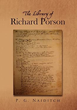 The Library of Richard Porson 9781456805272
