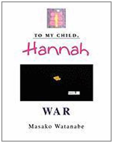 To My Child, Hannah 9781456808044
