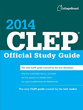 CLEP Official Study Guide 9781457300325