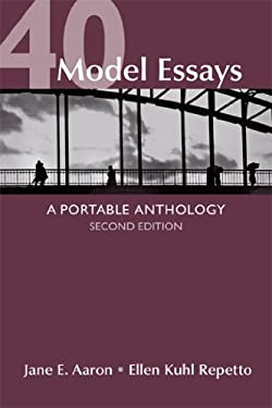 40 Model Essays: A Portable Anthology - 2nd Edition