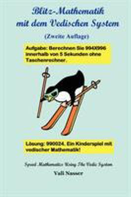 Blitz-Mathematik Mit Dem Vedischen System 9781458332448