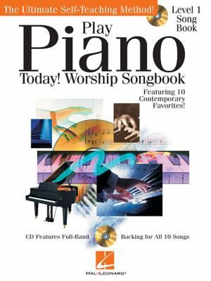 Play Piano Today! - Worship Songbook 9781458407146